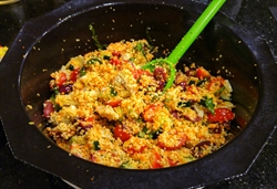 Picture of Mediterranean Couscous by Tiana Teeters