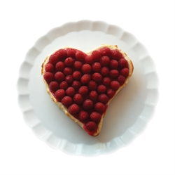 Picture of TENDER HEART MOLD FLEXIPAN®